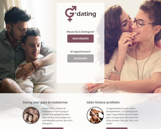 Girls Dating Belgie Logo
